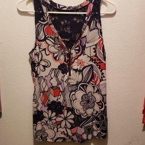 Express dressy summer shirt